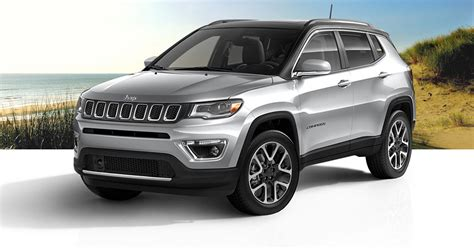 jeep compass all black 2017 all new 2017 jeep compass coming to kendall jeep