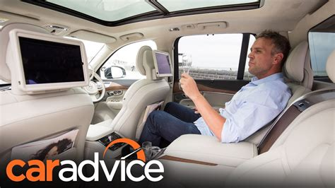 2017 Volvo XC90 Excellence review   CarAdvice - YouTube