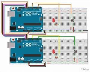 Arduino Spi Tutorial  Communication Between Two Arduino As
