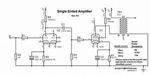 6 Watt Single Ended Lambal U0131 Amfi El84 6p43p Ecc83