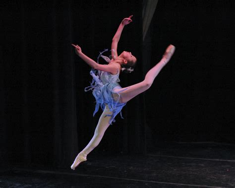 Ballet Dancing Is A Full Body Workout