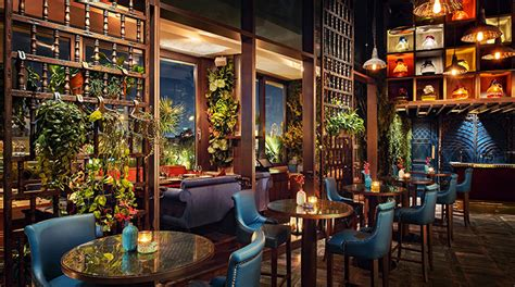 Dining-whats On-coya Is Hosting A Tropical Themed