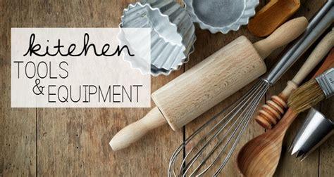 kitchen tools equipment happy food healthy life