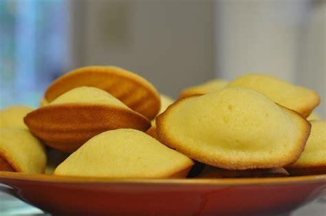 my cuisine my cuisine madeleines