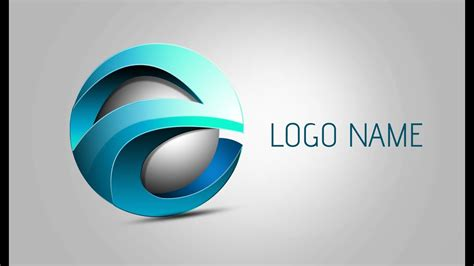 3d Logo Design (element)