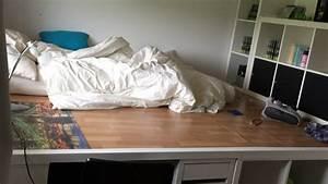 Chambre Ado Fille Ikea : un incroyable lit estrade pour chambre d 39 ado ~ Teatrodelosmanantiales.com Idées de Décoration