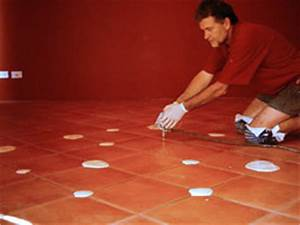 how to fix loose tiles tile reglue injection method With repair loose floor tile without removing