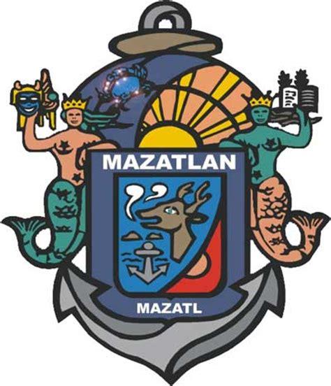 Resultado de imagen de escudo de la ciudad de mazatlan