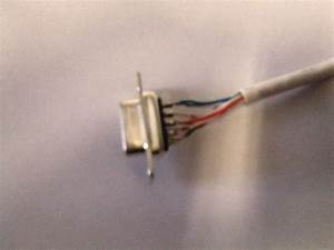 Simple Rj45 Db9 Cisco Console Cable