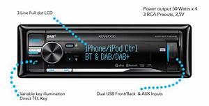 Kenwood Kdc      Dab         Bluetooth         No 2021273
