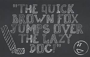 Broken Chalk Font dafont