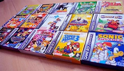 list of gameboy color play gba for free gameboy advance emulator