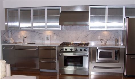 Used Stainless Steel Kitchen Cabinets