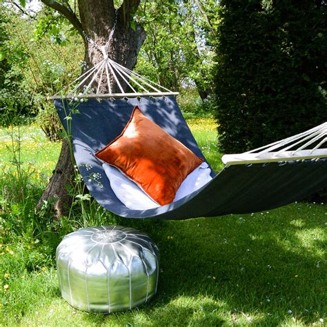 Garden Hammocks by Contemporary Charcoal Garden Hammock By Ella