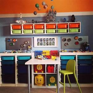 Lego Aufbewahrung Ideen : star wars lego work bench trofast storage system kallax bookcase 2x2 30 wide melamine ~ Orissabook.com Haus und Dekorationen