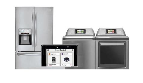 intelligent home appliances