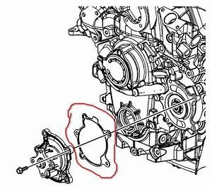 Impala Water Pump Diagram