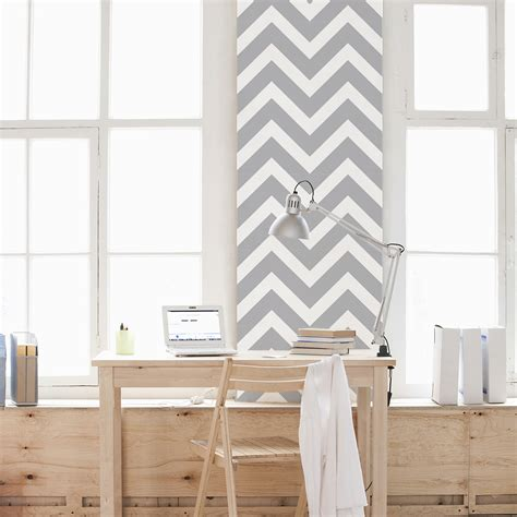 chevron removable wallpaper zigzag stripe wallpaper