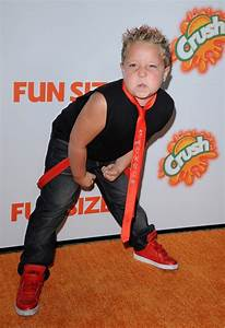 "Jackson Nicoll in ""Fun Size"" Premiere 1 of 4 - Zimbio"