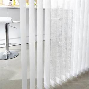 Rideaux Lamelles Verticales : store panneau japonais et store californien d coration ~ Premium-room.com Idées de Décoration