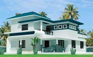 4bhk, Bedroom, Mixed, Roof, Home, Design, Everyone, Will, Like