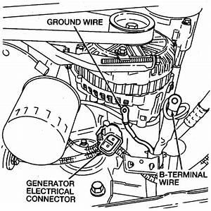 1996 Mercury Villager Engine Diagram