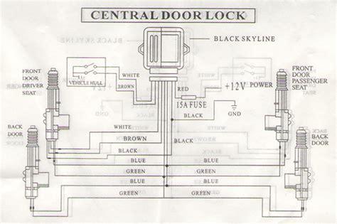 Dodge Ford Focus Wireless Remote Power Door Lock