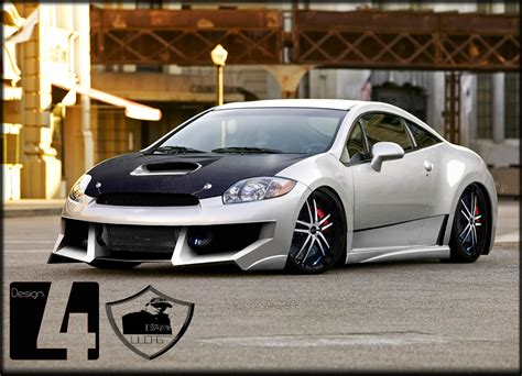 Custom Mitsubishi Eclipse by Concursos Vx Custom Do Mitsubishi Eclipse Gs