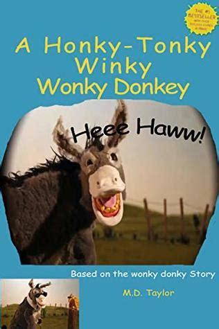 winky wonky donkey honky tonky poemstory book step