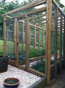 My Enclosed Garden Raised Beds Pinterest Gardens