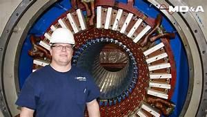 Generator Stator Rewind