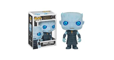 funko pop night king action figure game  thrones gifts