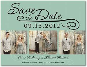 25+ Professional Save The Date Cards