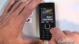 Nokia X2-00 Dekodiranje Pomo U0107u Koda