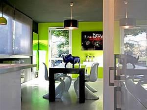Décoration Salon Moderne Salle à Manger : d coration salle a manger maison ~ Teatrodelosmanantiales.com Idées de Décoration