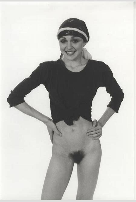 Retro pictures of full-frontal 18-year-old Madonna COMPLETELY naked are expected to make ...