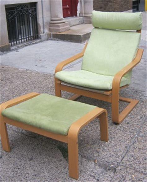 uhuru furniture collectibles ikea poang chair ottoman