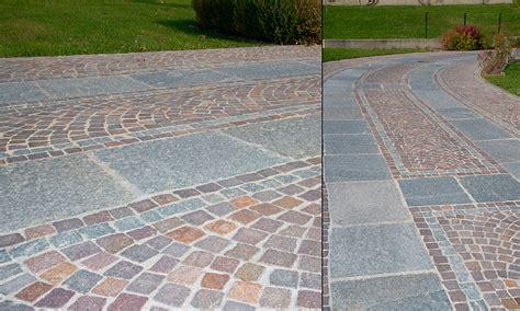 piastrelle per pavimenti esterni pavimenti per esterno in pietra naturale porfido e pietra