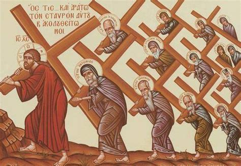 We Carry Our Cross