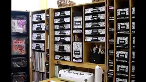 My Craft Space  The Workbox System Youtube