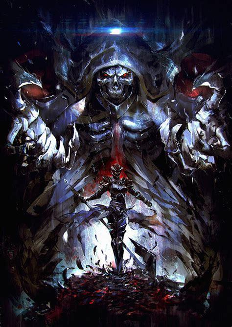 crunchyroll overlord tv anime  season announced