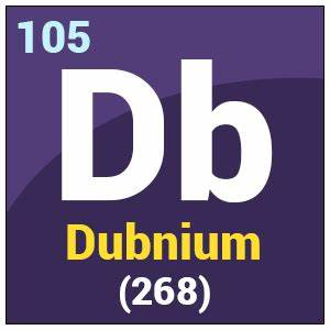 Dubnium Facts Symbol Discovery Properties Uses
