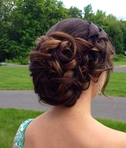 prom hairstyles on tumblr