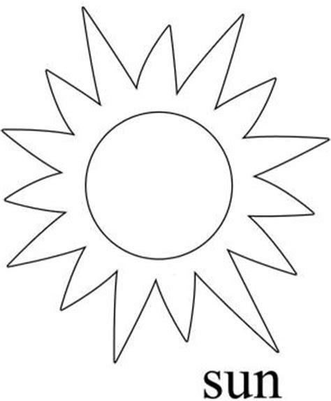 sun template toddlers exercise sun salutations toddler activities crafts