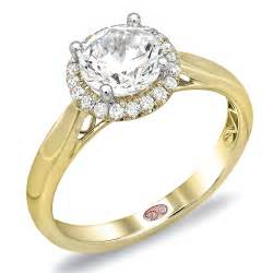 yellow gold wedding rings yellow gold halo engagement rings brilliant and beautiful ipunya