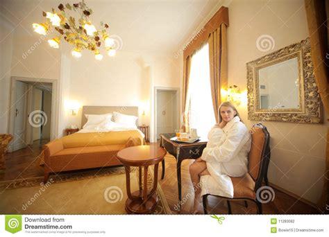 chambre a coucher femme chambre à coucher de luxe photographie stock image 11283082
