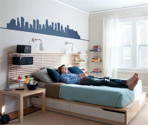 ikea furniture  simple graphic stencil