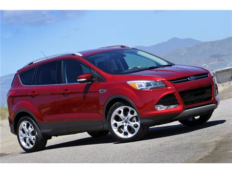 Ford Escape 2013 Reviews by 2013 Ford Escape Prices Reviews And Pictures U S News