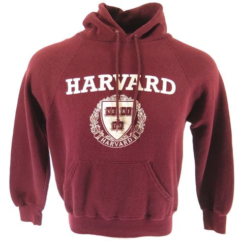 Vintage 90s Harvard University Sweatshirt Mens L College Bassett Walker USA | eBay