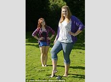 Meet 6ft 5in teen Emma Cahill, whose size 14 feet wouldn't